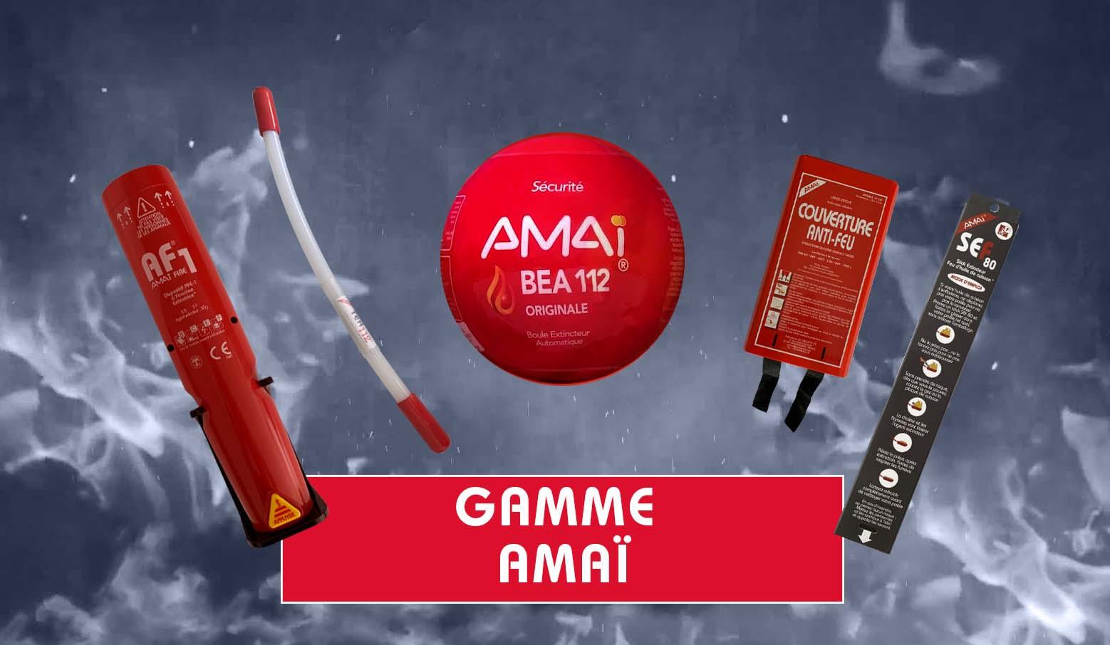 Gamme Amai